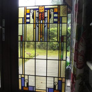 Glas in lood Restauraties