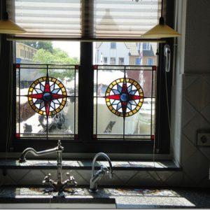 Glas in lood Haarlem