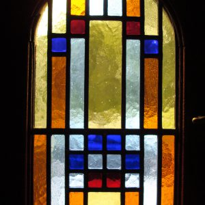 Glas in lood originele staat